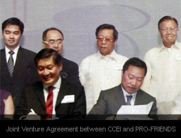 The Lakeshore and PRO-FRIENDS Enter a Joint Venture Agreement