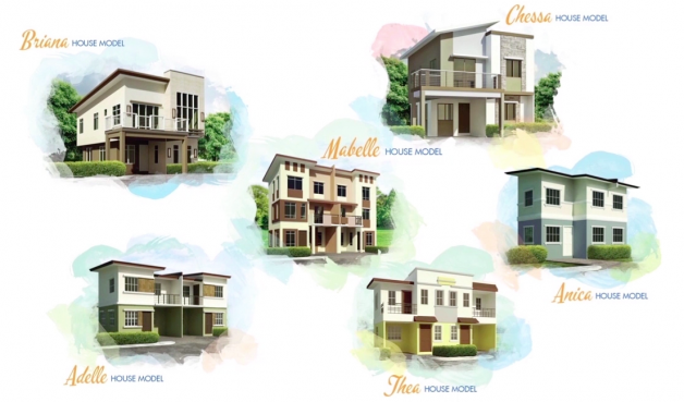 Opening SOON: 6 New Lancaster House Models!