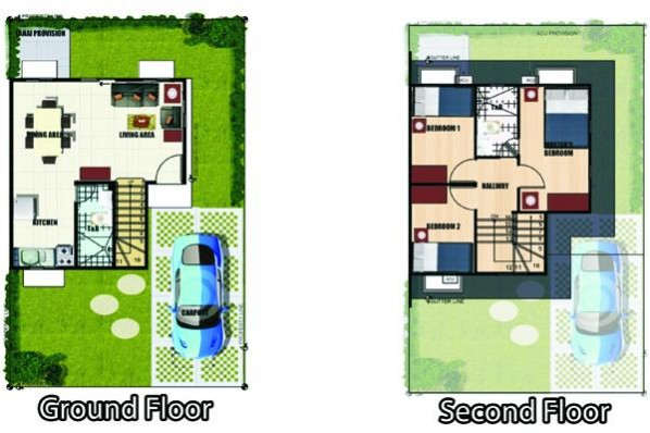 Margaret Floor Plan